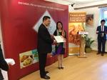 Verleihung des Thai Select Award im thail. Handelsministerium im Oktober 2015
